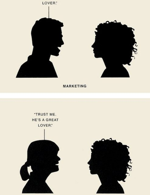 public relation vs advertising